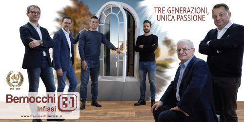 40 Anni Bernocchi Infissi