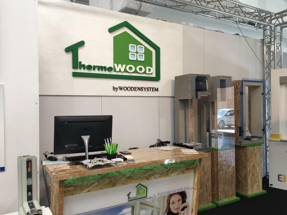 stand thermowood edilexpo sezioni controtelai